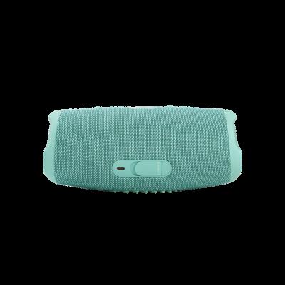 JBL Charge 5 Portable Waterproof Speaker With Powerbank In Teal - JBLCHARGE5TEALAM