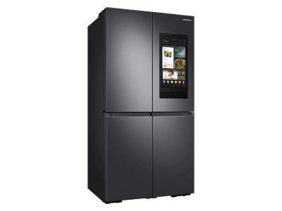 "36"" Samsung 4-Door Flex Refrigerator with Family Huband Beverage Center - RF23A9771SG"
