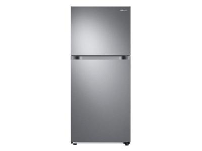 "29"" Samsung 17.6 cu. ft. Capacity Top Freezer Refrigerator with FlexZone - RT18M6213SR/AA"