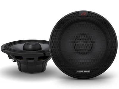 "Alpine R-Series 6.5"" Coaxial 2-Way Speakers - R-S652"
