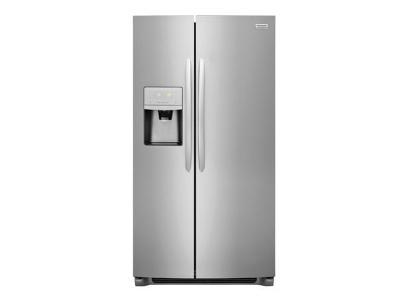 Frigidaire Gallery 25.6 Cu. Ft. Side-by-Side Refrigerator - FGSS2635TF