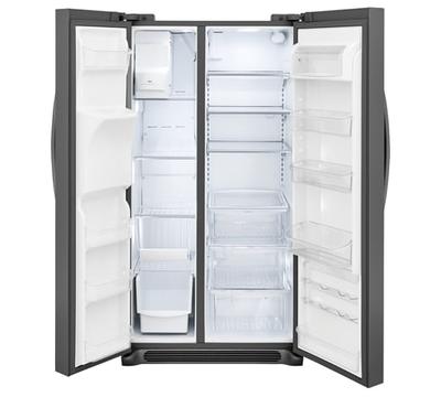 "36"" Frigidaire Gallery 22.2 Cu. Ft. Counter-Depth Side-by-Side Refrigerator - FGSC2335TD"