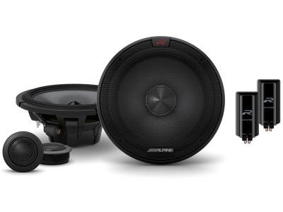 "Alpine R-Series 6.5"" Component 2-Way Speakers - R-S65C2"