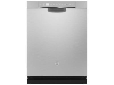 "24"" GE Built-In Dishwasher with Stainless Steel Tall Tub - GDF645SSNSS"
