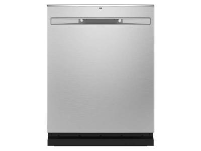 """24"""" GE Built-In Dishwasher With Stainless Steel Tall Tub - GDP645SYNFS"""