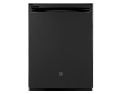 """24"""" GE Built-In Tall Tub Dishwasher with Hidden Controls - GDT605PGMBB"""