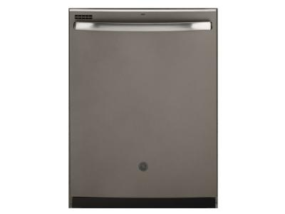 """24"""" GE Built-In Tall Tub Dishwasher with Hidden Controls - GDT635HMMES"""