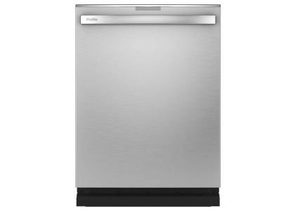 """24"""" GE Profile Built-In Tall Tub Dishwasher with Stainless Steel Tub - PDT785SYNFS"""