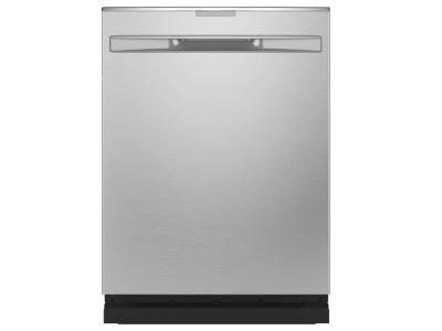 """24"""" GE Profile Built-In Tall Tub Dishwasher with Stainless Steel Tub - PDP715SYNFS"""