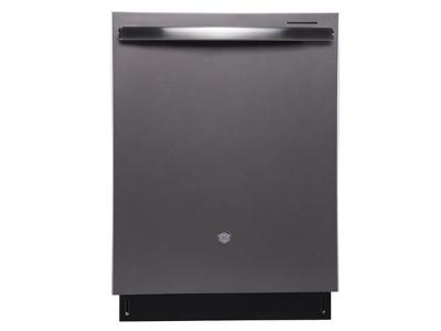 "24"" GE Profile Built-In Tall Tub Dishwasher with Stainless Steel Tub - PBT650SMLES"