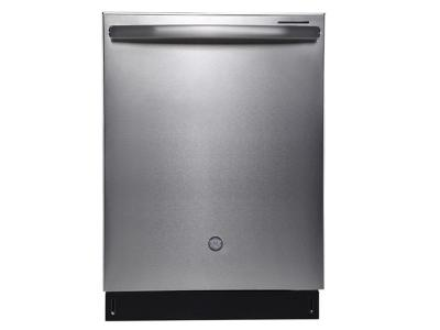 "24"" GE Profile Built-In Tall Tub Dishwasher with Stainless Steel Tub - PBT650SSLSS"