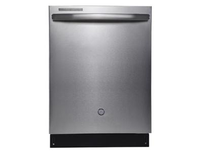 "24"" GE Profile Stainless Steel Built-In Tall Tub Dishwasher with Stainless Steel Tub - PBT860SSMSS"