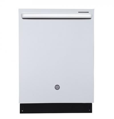 """24"""" GE Profile Built-In Tall Tub Dishwasher with Stainless Steel Tub - PBT660SGLWW"""