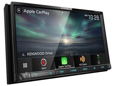 Kenwood Navigation Digital Multimedia Receiver with Bluetooth & HD Radio - DNR876S