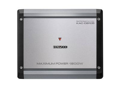Kenwood Class D 5-Channel Power Amplifier - KACD8105