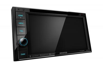 """Kenwood 6.2"""" DVD Receiver with Bluetooth DDX396"""