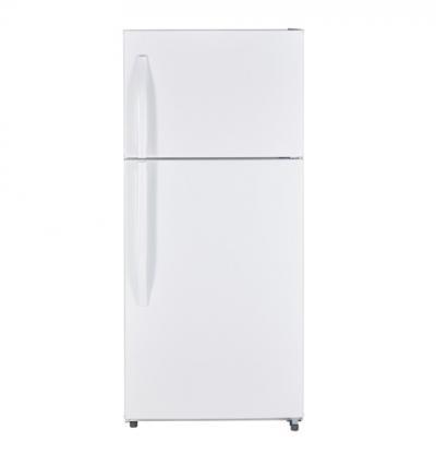 "30"" Moffat 18 Cu. Ft. Top-Freezer No-Frost Refrigerator - MTE18GTKWW"