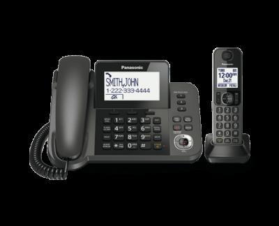 Panasonic Digital Corded / Cordless Phone - KXTGF350M