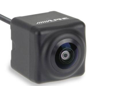 Alpine Direct Connect Waterproof Multi-view Backup Camera - HCE-C252RD