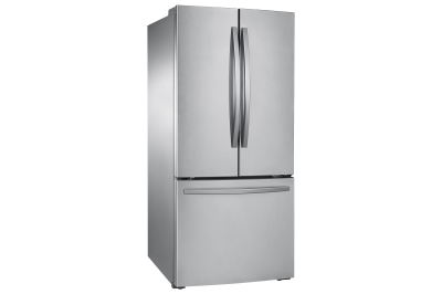 "30"" Samsung 21.8 Cu. Ft. FrenchDoor Refrigerator - RF220NFTASR"