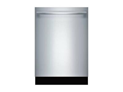 "24"" Bosch 500 Series Top Control Tall Tub Bar Handle Dishwasher in Stainless Steel - SHXM65Z55N"