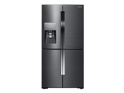 "36"" Samsung Black Stainless 4 Door Flex with Triple Cooling system, 22.5 cu.ft. RF23J9011SG"