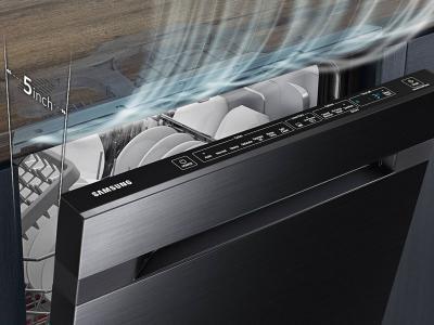 "24"" Samsung Top Control Dishwasher With StormWash - DW80K5050UG"