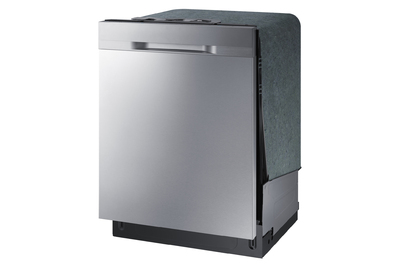 """24"""" Samsung 44dB Tall Tub Built-In Dishwasher with Stainless Steel Tub - DW80K5050US"""