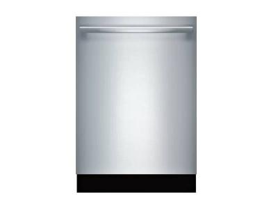 """24"""" Bosch Top Control Built-In Dishwasher in Stainless Steel -  SHX87PZ55N"""