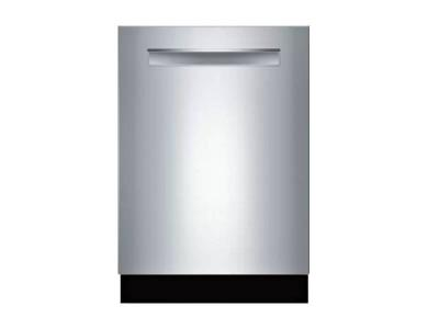 """24"""" Bosch Top Control Built-In Dishwasher in Stainless steel - SHP87PZ55N"""