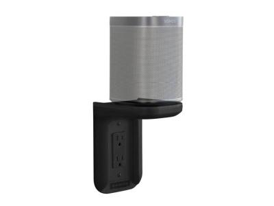 Sanus Outlet Shelf  With Power Cords - WSOS1-W1