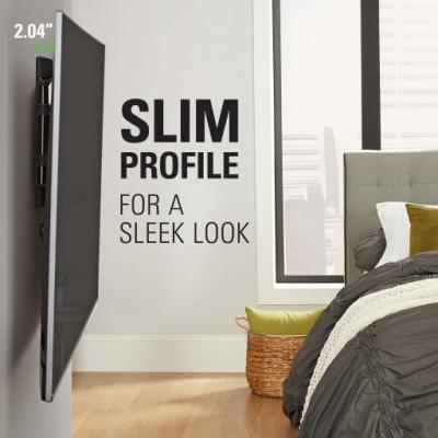"""Sanus  Advanced Full-Motion Premium TV Mount for 32"""" to 55"""" TVs - VMF720-S2"""