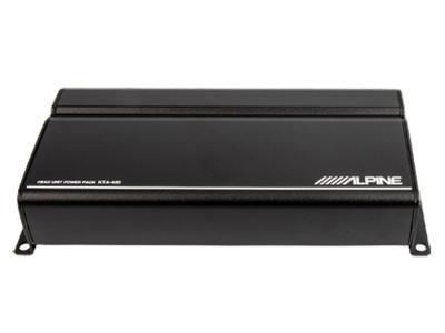 Alpine 4-Channel Power Pack Amplifier - KTA-450