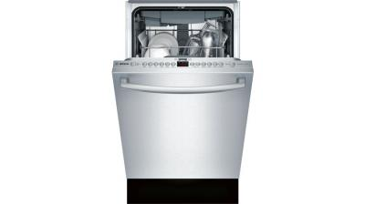 """18""""  Bosch  Fully Integrated Built In Dishwasher  Stainless steel - SPX68U55UC"""